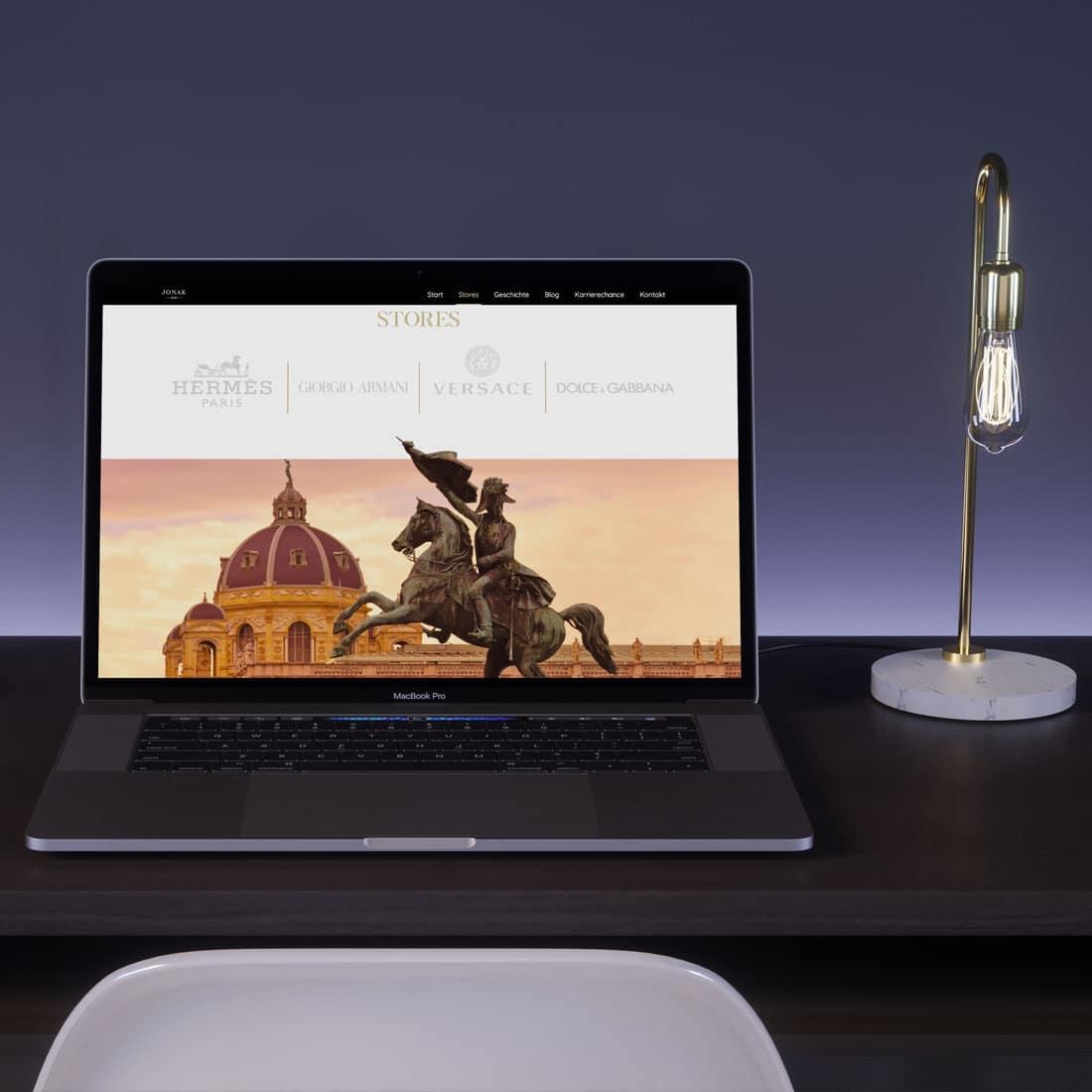 Corporate Design nach Ihren Wünschen von den Experten aus Wien