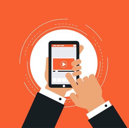 Video-Content und Bewegtbild-Spots auf Social Media Plattformen